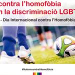 DIA INTERNACIONAL CONTRA L'HOMOFÒBIA EN EL FUTBOL