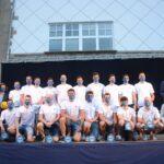 Reconeixement a l'èxit de l'equip de Waterpolo del Club Natació Olot