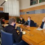 La pista 1 del pavelló d'esports d'Olot portarà el nom de Josep Jou Calverons